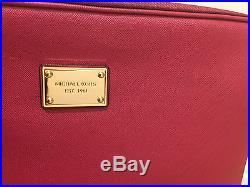 Michael Kors 13 Slim Sleeve Case MacBook Pro with Retina Display Pink Peony New