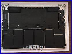 Mid 2012/Early 2013 A1398 15 MacBook Pro Bottom Top Case/Keyboard/Battery