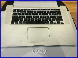 Mid 2015 Apple MacBook Pro Retina 15 A1398 Top Case Keyboard TrackPad Grade A