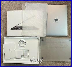 Mint MacBook Pro 13 2.3ghz i5 QUAD 8GB 512GB TouchBar Space Grey Case Bundle