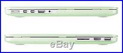 Moshi iGlaze Hard Case for 13 MacBook Pro with Retina Display Honeydew Gree