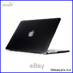 Moshi iGlaze Ultra Slim Hardshell Protective Cover Case 15 Retina MacBook Pro