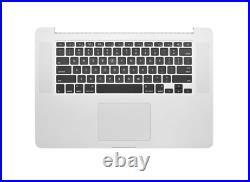 NEW 661-02536 Apple Top Case with Battery MacBook Pro Retina 15 Mid 2015 A1398