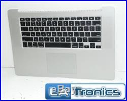 NEW Apple MacBook Pro A1398 2012 15 Retina Top Case Keyboard + Battery 661-6532
