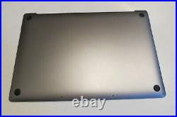 NEW Bottom Case Lower Panel Cover Plate Space Gray MacBook Pro 16 A2141 2019