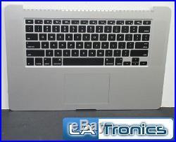 NEW MacBook Pro A1398 2013 2014 15 Retina Top Case Keyboard Assembly + Battery