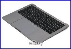 NEW Macbook Pro 13 2016 A1706 Gray Top Case Keyboard Battery A1819 Trackpad