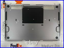 NEW PULL MACBOOK PRO A2141 2019 16 Space Gray Bottom Case Cover 613-12828-A