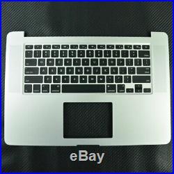 NEW US Macbook Pro Retina 15 A1398 2015 Top Case Palmrest Keyboard 661-02536