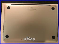 New 13.3 inch Apple MacBook Pro with retina display with Mouse and Case