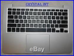 New 661-02361 Apple A1502 2015 Keyboard Housing Top Case with touchpad/Battery