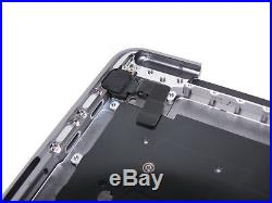 New Top Case keyboard US for Macbook Pro 13 2016 2017 A1706 Gray