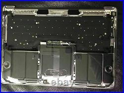 OEM Macbook Pro 13 2016 A1706 Gray Top Case Keyboard Battery A1819 Grade A