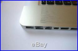 Orig. MacBook Pro 17 A1297 2010 2011 TopCase Tastatur Keyboard (e) 5hm