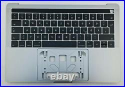 Original Apple MacBook Pro 13 A1706 Touchbar 2016 2017 Topcase Space Gray