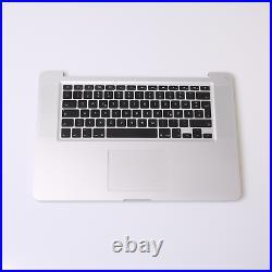 Original MacBook Pro 15 Top Case komplett A1286 2011 069-8153 Grade B