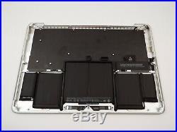 Original MacBook Pro Retina 13 A1502 2013 2014 Palmrest Upper Case Assembly