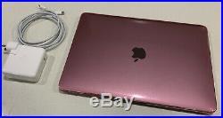 (PERFECT CONDITION) Apple Macbook Pro 8gb (BONUS CASE & WARRANTY)