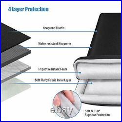 ProCase for 2020 MacBook Pro 13 M1 Hard Shell Case + Black Sleeve Bag
