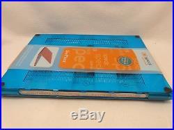 Rare! Macbook Pro 17 See Thru Blue Speck Case Discontinued Mr5