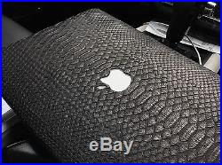 REAL Python Skin Macbook Pro Retina 13 Case