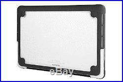 STM Dux Rugged Case for MacBook Pro Retina 13-Inch Black (stm-122-094MY-01)