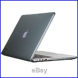 Speck SmartShell Case for MacBook Pro Retina 15-Inch, Nickel Grey (SPK-A2571)