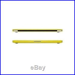 SwitchEasy Cocoon Case for 15 inch MacBook Pro Yellow Jade