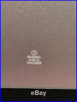 TESTED- Macbook Pro Retina 15 A1398 2015 Top Case Palmrest & keyboard 661-02536