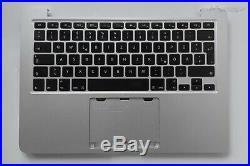 TopCase Tastatur QWERTZ deutsch 13 MacBook Pro RETINA A1502 2013 2014