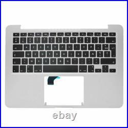 Top Case + Clavier FR Palmrest Pour Apple Macbook Pro 13 Retina A1502 2015