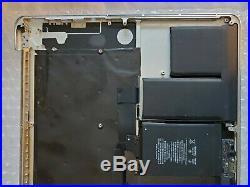 Top Case/Keyboard/Battery Early 2015 15 MacBook Pro Retina. Read description