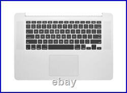 Top Case Keyboard Battery MacBook Pro 15 Retina Mid 2015 A1398 661-02536 Apple