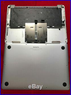 Top Case Palmrest Keyboard 13 A1502 Apple MacBook Pro Retina 2015 Bottom Plate A