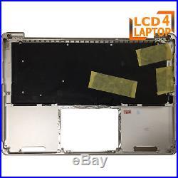 Top case For Macbook Pro 13 Retina A1502 2015 B661-02361 Palmrest UK Keyboard
