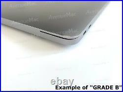 Topcase Avec Clavier Francais Pour Macbook Pro 17 A1297 2010 2011 (grade B)
