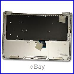 Topcase Handauflage mit Tastatur für MacBook Pro 13 Retina A1502 2013 2014 UK