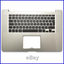 Topcase Handauflage mit Tastatur für MacBook Pro Retina 15 A1398 2013-2014 UK