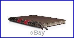 Twelve South BookBook Vintage Leather Case for 13 MacBook Pro Retina Display