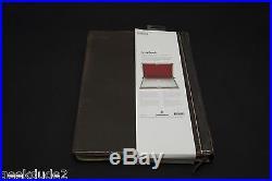 Twelve South Bookbook, Hardback Leather Case For 15-inch Macbook Pro (black)