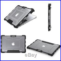 Urban Armor Gear Case For MacBook Pro 13 with Retina Display ICE (Clear)