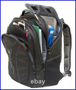 Wenger Swiss Gear 600637 Carbon 17 Macbook Pro Backpack, Black